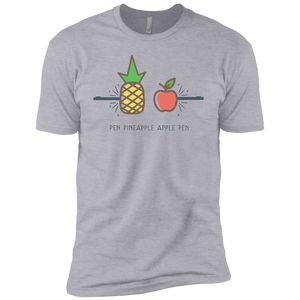 PPAP Pen Pineapple Apple Pen Premium Short Sleeve T-Shirt