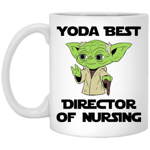 Yoda Best Director Of Nursing Mug