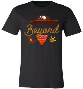 And Beyond T-shirt V1 - TS