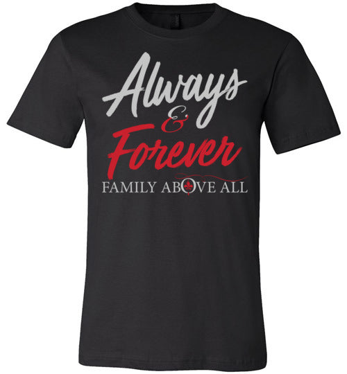 Always and Forever T-shirt V1 - TS