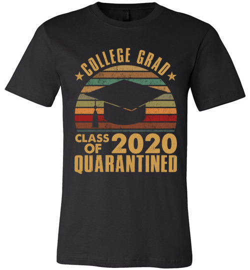 College Grad Class of 2020 T-shirt V1 - TS