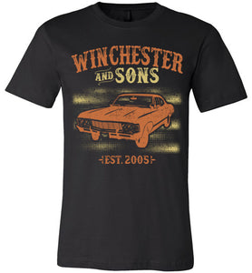 Winchester and Sons T-shirt V1 - TS