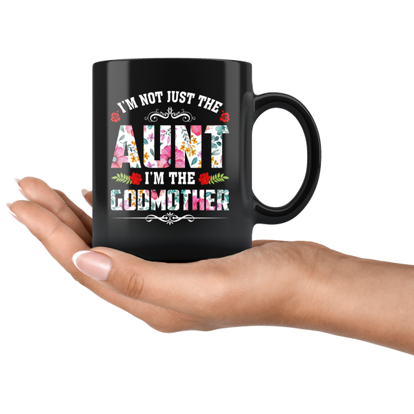 Godmother Aunt 110z Mug - TL