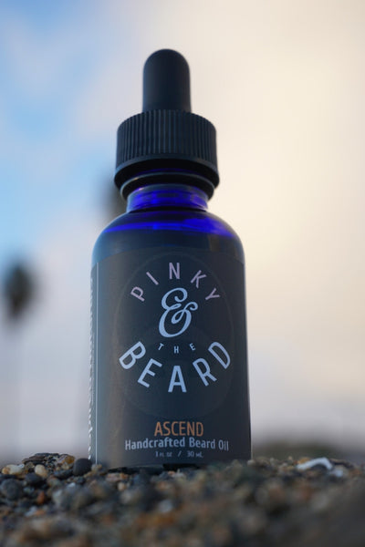 Ascend - An uplifting citrus blend, sure to refresh your senses.