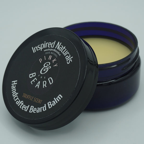 Pinky & the Beard Truffle Scent Handcrafted Beard Balm!