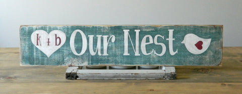 Our Nest - Personalized