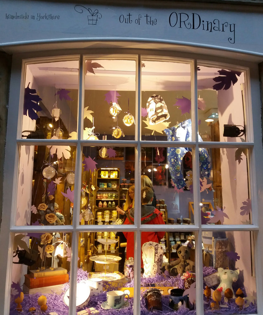 There is a fab new handmade store in Skipton