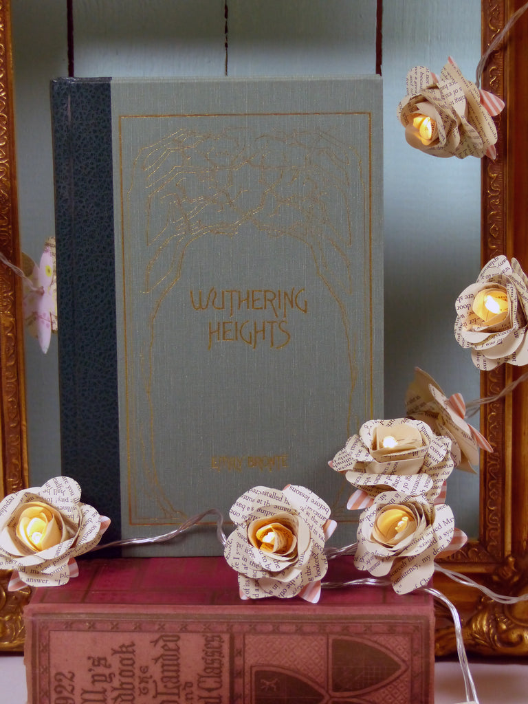 Wuthering heights fairy lights