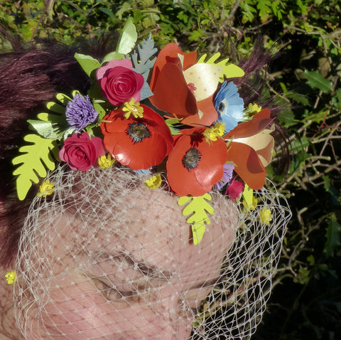 Alternative headdress