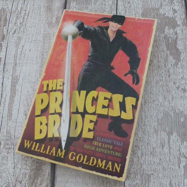 photo of The Princess Bride book