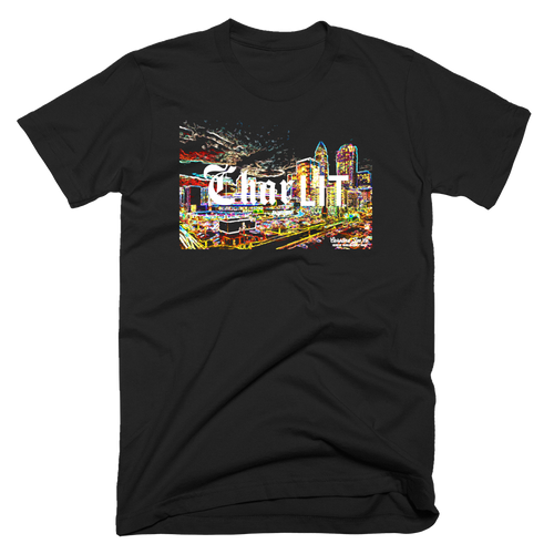 CharLIT // All of the Lights - Carolina Tee Co. Classic