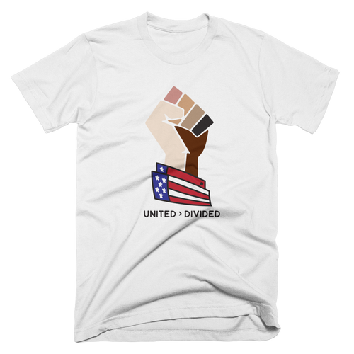 United > Divided - Fist of Change