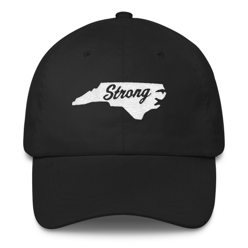 NC Strong Classic Dad Cap
