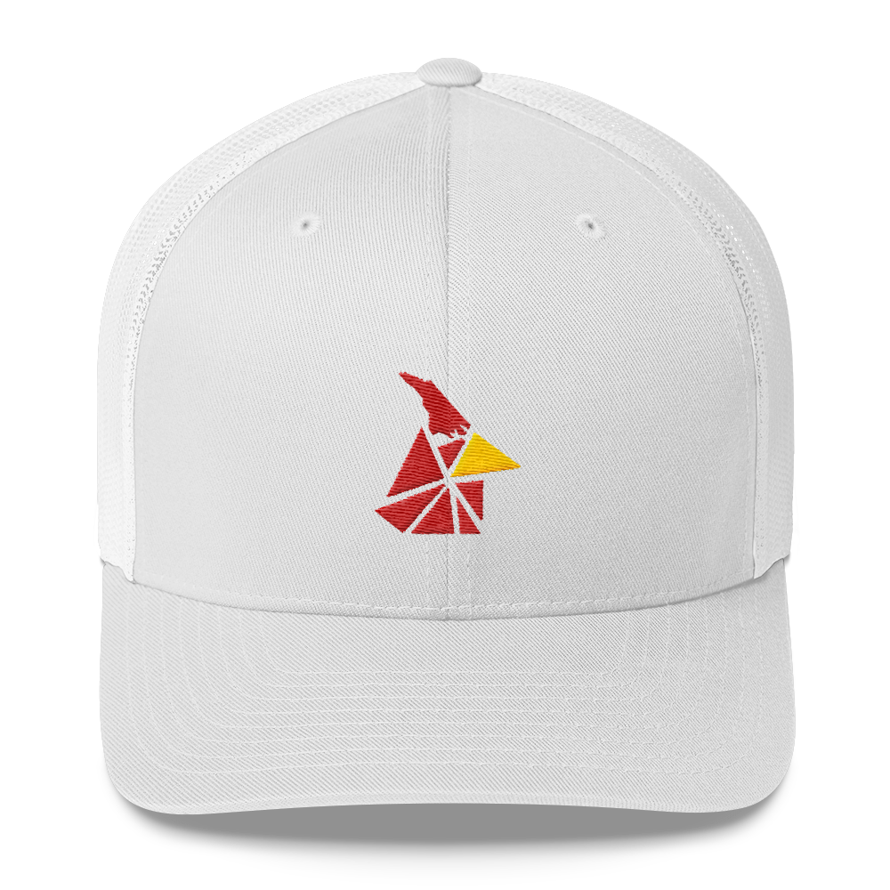 Cardinal Way Trucker Cap