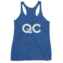 QC Strong - Women's Racerback Tank