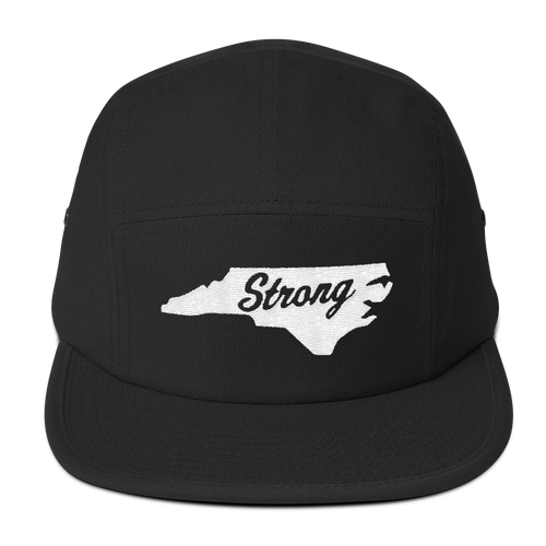 NC Strong // State of Mind - Carolina Tee Co 5 Panel