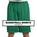 (F9) REVERSIBLE BASKETBALL SHORTS