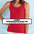 (H8) LADIES PERFORMANCE TANK