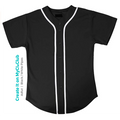 Baseball Button Down Jersey