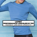 (H5) LADIES PERFORMANCE LONG SLEEVE TEE