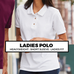 (C5) LADIES POLO