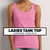 (B8) LADIES TANK TOP