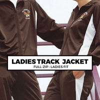 (I9) LADIES TRACK JACKET