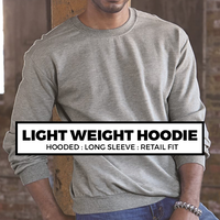 (P7) LIGHT WEIGHT SWEATSHIRT