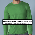 (H4) PERFORMANCE LONG SLEEVE TEE
