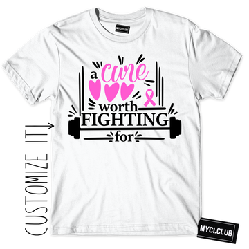 """A Cure Worth FIGHTING For"""