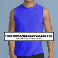 (H6) PERFORMANCE SLEEVELESS TEE
