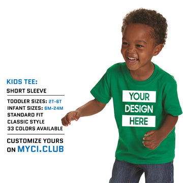 1.1 Customize a Kids Tee : T/I