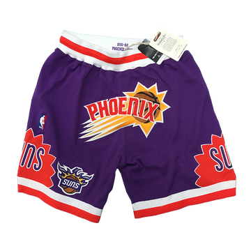 Phoenix Suns Basketball Shorts 5.0