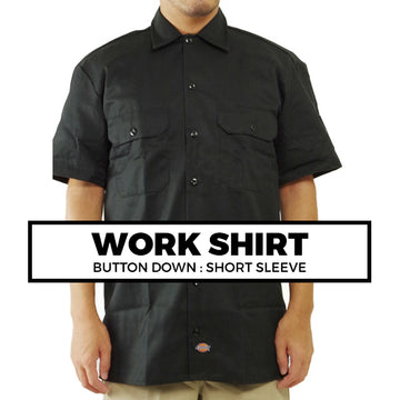 (T1) Dickies Work Shirt*