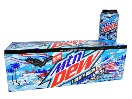 Mountain Dew Liberty Brew