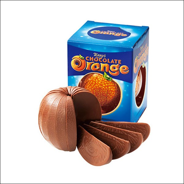 UK Terry's Chocolate Orange