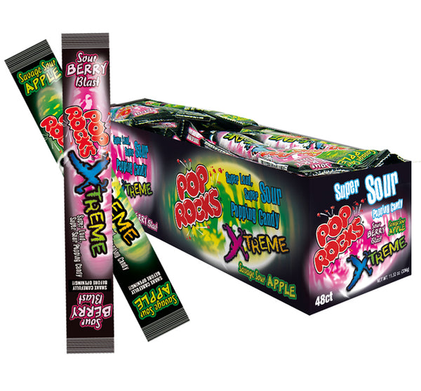 Pop Rocks Extreme Sour