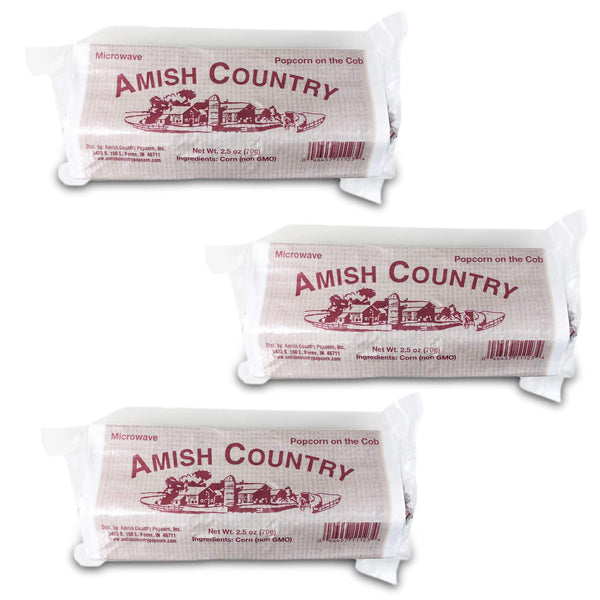 Amish Country Microwave Cobs