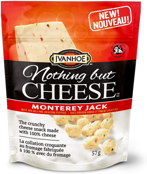 Ivanhoe Nothing But Cheese Peg Bag