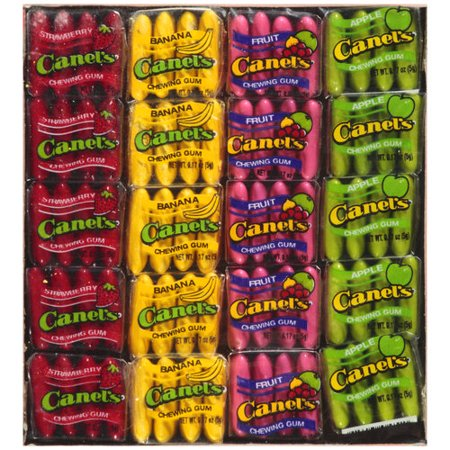 Canel's Fruit 4 Pcs Gum