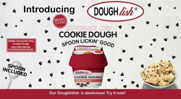 Edible Doughlish Cookie Dough
