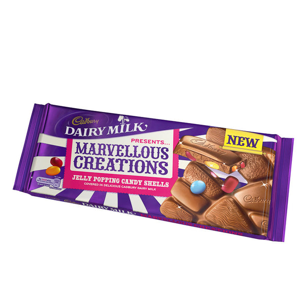 Cadbury Dairy Milk Marvelous Creations Jelly Popping Candy
