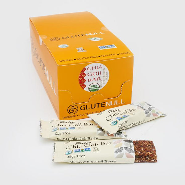 GluteNull Bakery Organic Single Bars