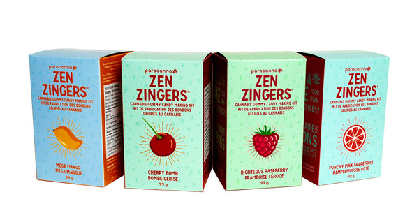 Zen Zingers Adult Candy Making Kit