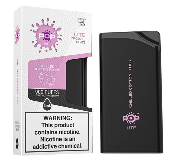 Pop Lite 900 Puffs Disposable Device