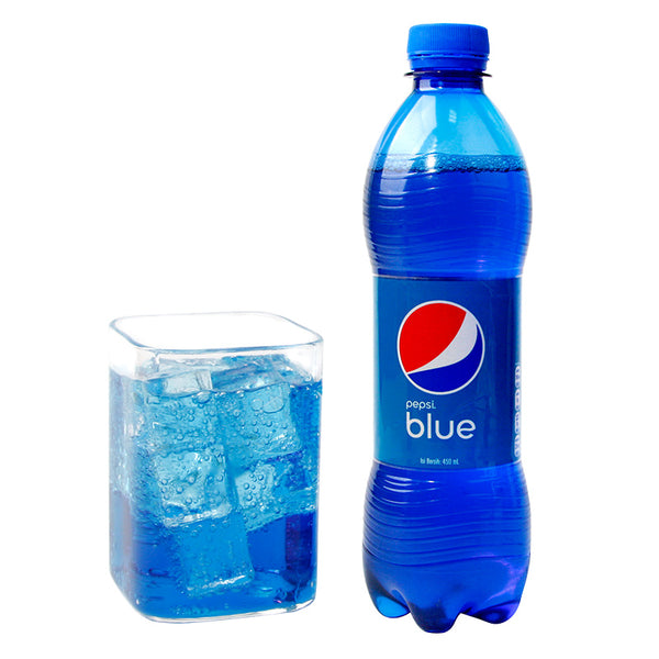Pepsi Blue Limited Edition