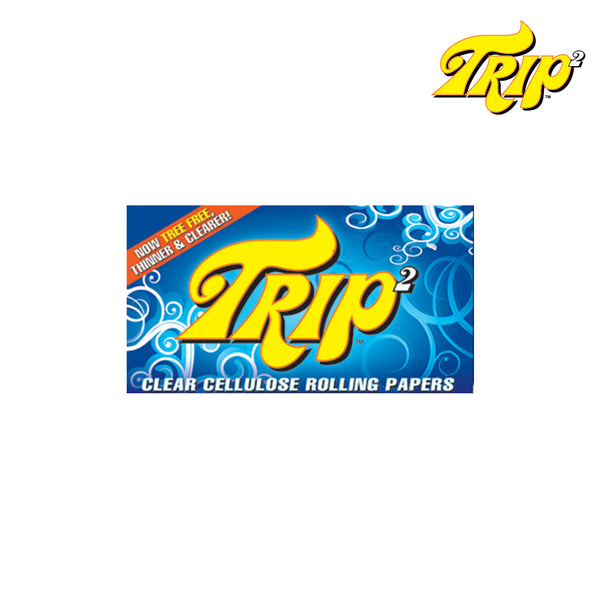 Trip 2 Clear Rolling Papers