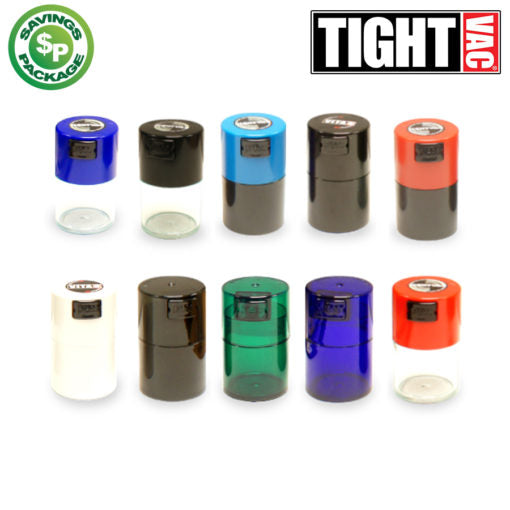TightVac Pocket Case - Assorted Colors