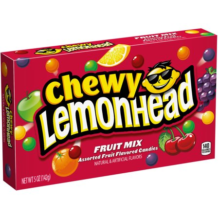 Chewy Lemonhead Theater Box