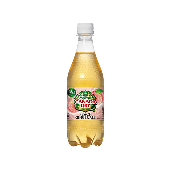 Canada Dry Peach Ginger Ale